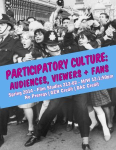 Participatory Culture (Spring 2014)